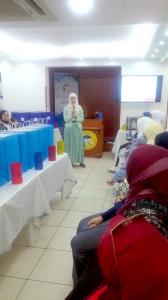 الحفل الختامي للدورة الشرعية للمهتديات في المنتدى للتعريف بالإسلام