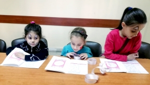 ديننا حياة.. انطلاق دورة عالم الفرقان الشتوية للفتيات في طرابلس