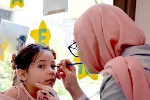 فرحة عيد بجوّ جديد (2).. مهرجان العيد للشابات والفتيات في عرمون