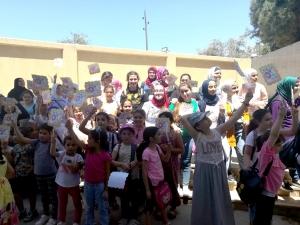 انطلاق دورة فتيات الفرقان في طرابلس