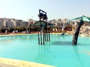 رحلة مائية لفتيات عالم الفرقان في طرابلس