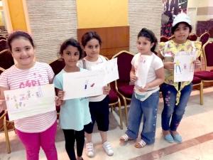 فوائد ومرح ورحلة مائية في الأسبوع الثاني من دورة فتيات الفرقان في بيروت