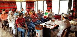 دورة (فقه الصيام وآدابه) في مركز جمعية الاتحاد الإسلامي في البقاع