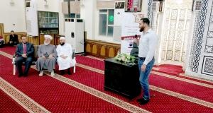 فرصة العمر.. محاضرة للشيخ حسن قاطرجي في مجدل عنجر