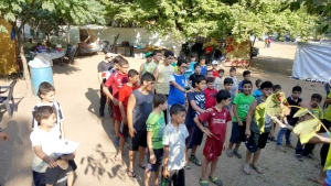 مخيم كشفي في عيون السمك.. عالم الفرقان في طرابلس يختتم دوراته الصيفية