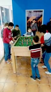 3 ساعات من الترفيه واللعب التنافسي قضاها أشبال عالم الفرقان في طرابلس