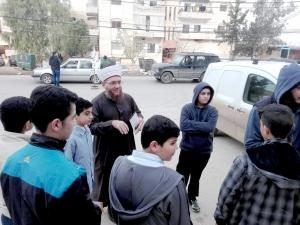 جمعية الاتحاد الإسلامي - حواجز محبة في البقاع وتعريف بنبيّ الرحمة ﷺ
