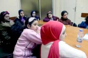 عالم الفرقان يكرّم فتيات التزمن بالحجاب خلال اللقاءات الشتوية في طرابلس