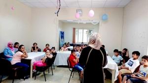 رحلة غيّرت وجه الأمّة.. نشاط تفاعلي لأبناء مؤسسة نماء في بيروت