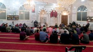 سهرة عبادية إيمانية شبابية في مسجد الوسام الصويري - البقاع