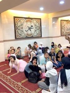 سلام الله يا رمضان.. إفطار لناشئات عالم الفرقان في بيروت والناعمة