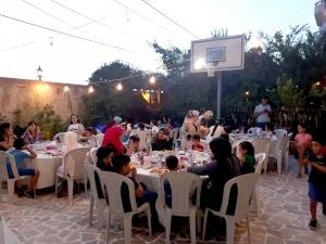 للسنة الخامسة على التوالي: إفطار لأبناء مؤسسة نماء في الشوف مع الحاجة أم أحمد