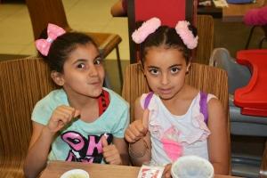 إفطار وتوزيع ثياب العيد لأبناء مؤسسة نماء في بيروت