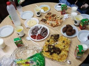 إفطار رمضاني لأبناء مؤسسة نماء في طرابلس