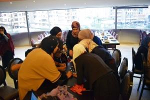 الإفطار الرمضاني السنوي لشابات المنتدى الشبابي في طرابلس