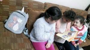 اقرأ باسم ربك.. لقاء تفاعلي لفتيات عالم الفرقان في بيروت مع أ. كاتيا بركات