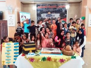 أبناء مؤسسة نماء يحتفلون بذكرى الإسراء والمعراج في بيروت ووادي الزينة