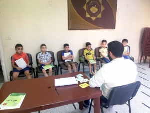 أكثر من 400 طالب وطالبة يلتحقون بدورات جيل القرآن الكريم الصيفية