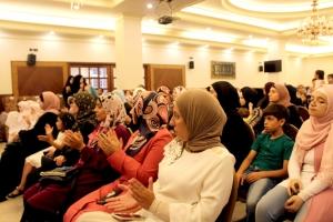 الحفل الختامي لدورة جيل القرآن للفتيات في طرابلس
