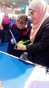 بيئتي هويتي | فعاليات يومية تفاعلية متنوعة ميّزت جناح جمعية الاتحاد الإسلامي في معرض الكتاب 44 - طرابلس