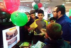 الأقصى لنا | فعاليات يومية تفاعلية متنوعة ميّزت جناح جمعية الاتحاد الإسلامي في معرض الكتاب 44 - طرابلس