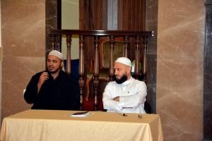 مجلس حديثيّ في سماع أوائل الكتب الستّة والديث المسلسل بالأوّلية مع الشيخ حسن قاطرجي في مسجد الفرقان - عرمون