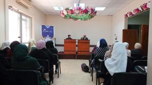مكانة فلسطين والقدس في الإسلام .. لقاء تثقيفي للنساء في بيروت