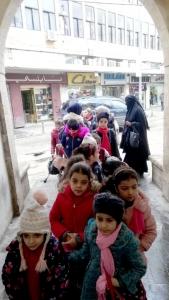 """مساجدنا مهد حضارتنا.. نشاط ترفيهي ضمن دورة """"ديننا حياة"""" في طرابلس"""