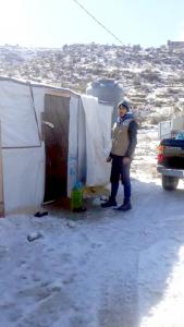 مؤسسة نماء: توزيع حصص غذائية ومازوت في عرسال