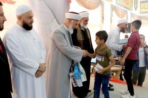 مهرجان جوائز مسابقة علمني حبيبي ﷺ - ٧ في أزهر البقاع