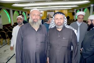 """مشاركة لجنة الأقصى وفلسطين في مؤتمر: """"منبر المسجد الأقصى المبارك"""""""