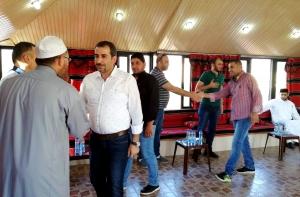 جمعية الاتحاد الإسلامي تستقبل وفود المهنيئين بعيد الأضحى 1439هـ في بيروت والمناطق