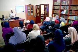 مهارات القراء السريعة.. محاضرة للمنتدى الشبابي في عكار