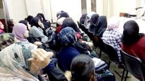 رمضان على الأبواب فهل تهيأت له؟.. محاضرة للحاجة زينة حربا في طرابلس