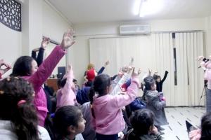 سأنجح إذا.. نشاط تربوي ترفيهي لناشئات عالم الفرقان في طرابلس مع المدرّبة والمتخصّصة التربوية أ. رنا وهاب