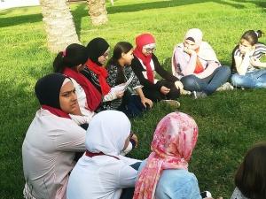 لتثمر الصدقة ابتسامة.. نشاط ترفيهي وإفطار لأطفال عالم الفرقان في طرابلس