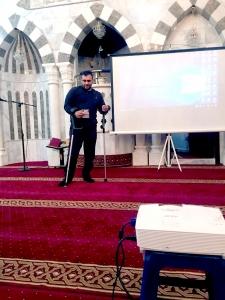 المنتدى الشبابي يقيم سهرة عبادية أخوية في مسجد الوسام - الصويري | البقاع