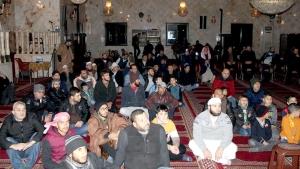 سهرة عباديّة أخويّة في مسجد محمد الأمين - برّ الياس