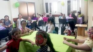 صيفي مع الفرقان.. انطلاق دورة عالم الفرقان للفتيات في طرابلس