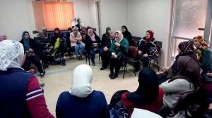 وألّف بين قلوبنا.. نشاط تفاعلي تعارفي لعائلات مؤسسة نماء في بيروت