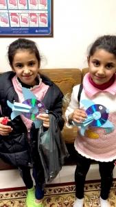 فقرات ترفيهية متنوعة لفتيات عالم الفرقان في بيروت