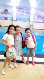 """النشاط الترفيهي الأول لطالبات """"جيل القرآن"""" و""""صيفي مع الفرقان"""" في طرابلس"""