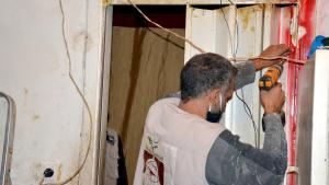 """مؤسسة نماء: استكمال ترميم المنازل في الكرنتينا ضمن حملة """"بيروت تناديكم"""""""