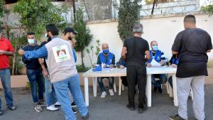 """مؤسسة نماء: توزيع 200 حصة نظافة ضمن حملة """"بيروت تناديكم"""""""
