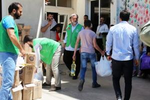 أوّل الغيث قطرة، 400 عائلة تستفيد من تقديمات مؤسسة نماء الرمضانية في عكار وطرابلس