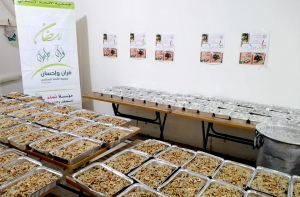 مؤسسة نماء: تقديم 90 وجبة أسبوعيًا للعائلات المتعففة في بيروت