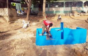 حفر البئر الثامن في غانا خلال العام 2017